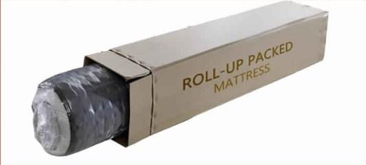 Roll Pack Mattress